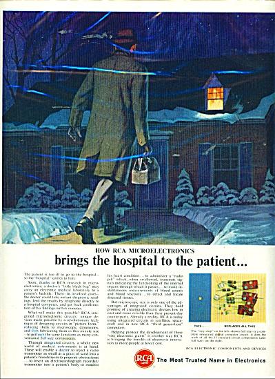 RCA  microelectronics ad  - 1965 (Image1)