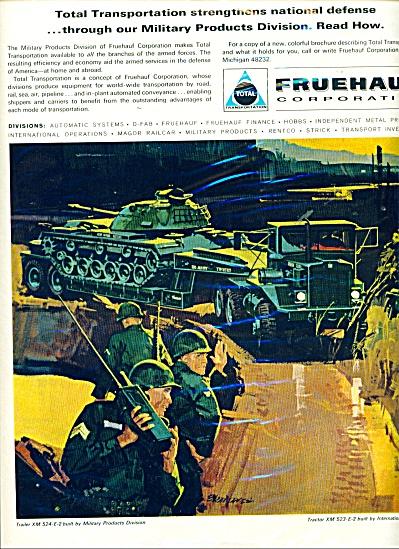 Fruehauf Corporation ad - 1965 (Image1)