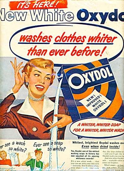 Oxydol soap ad - 1949 (Image1)