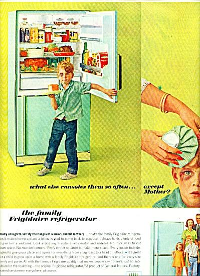 Frigidaire refrigerator ad - 1964 (Image1)