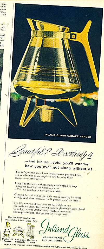 Inland Glass products ad - 1957 (Image1)