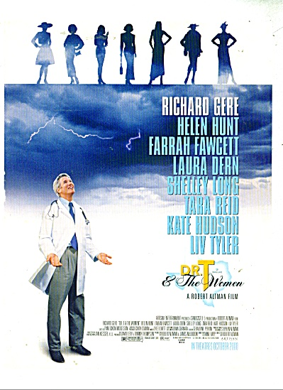 Movie:  Dr. T and the Women  - 2000 (Image1)