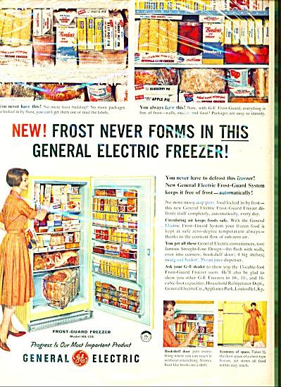 General electric freezer ad 1959 (Image1)