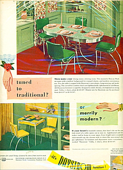 1949 Daystrom furniture  ad (Image1)