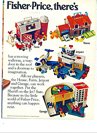 Fisher Price toys ad (Image1)