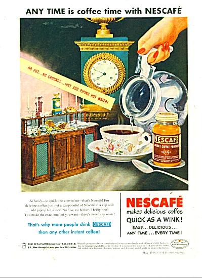 1952 Bigelow Cordalon Carpet - Rugs AD Retro (Image1)
