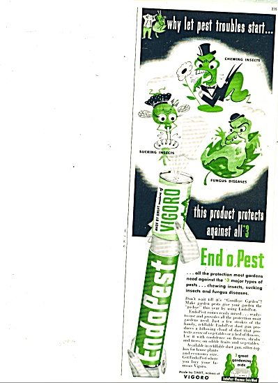 End o Pest products ad  1948 (Image1)