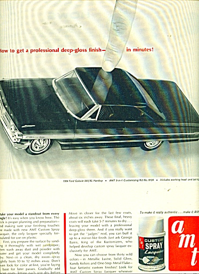 AMT  Corporation ad -  1964 (Image1)
