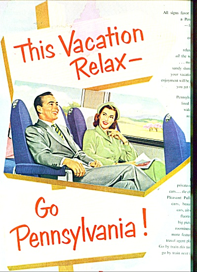 1952 Pennsylvania Railroad ad (Image1)