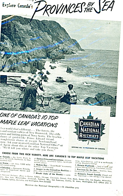 Canadian National Railways ad (Image1)