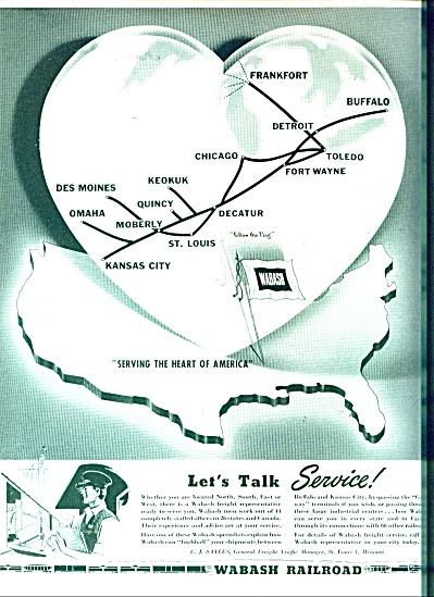 Wabash Railroad  ad (Image1)