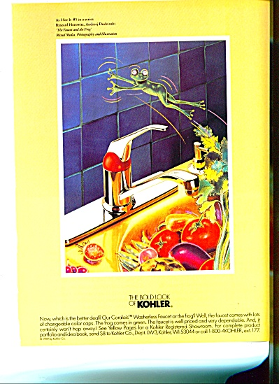 The Bold look of Kohler ad Coralais (Image1)