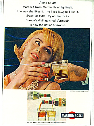 1965 Martini - Rossi AD Model RENATA BECk (Image1)