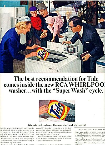 Tide soap ad   1965 (Image1)