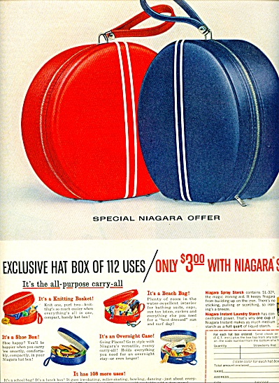 Niagara starch ad  1965 (Image1)