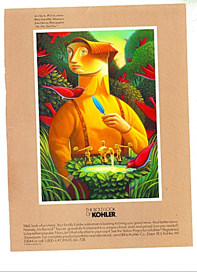 The Bold Look of Kohler - 1994 (Image1)