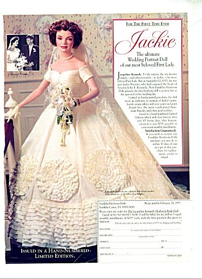 Jackie doll ad    1997 (Image1)