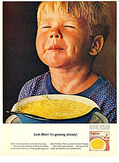 Lipton soup ad   1995 (Image1)