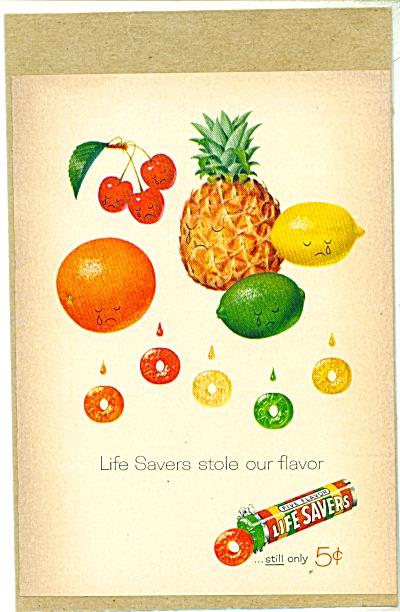 Life Savers ad   1959 (Image1)