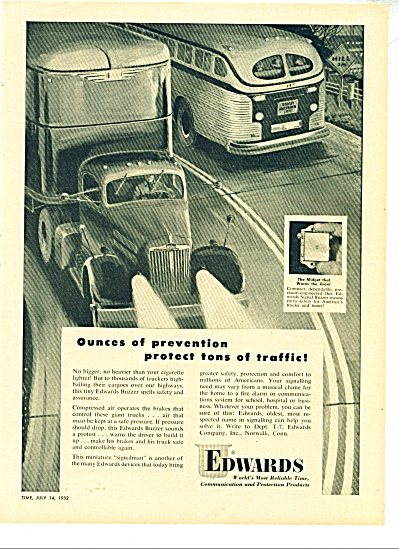 Edwards communication and protection products (Image1)
