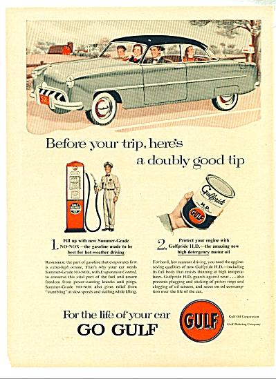 Go Gulf ad -  1952 (Image1)
