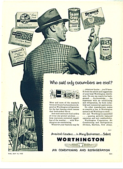 Worthington Air Conditioning And Refrigeratio