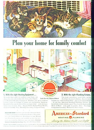 American Standard heating - plumbing ad  - 47 (Image1)