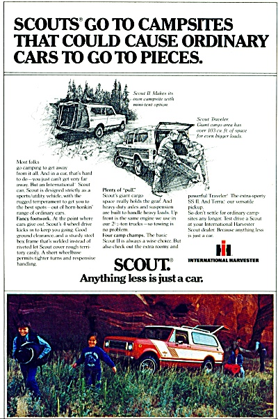 Scout automobile ad (Image1)