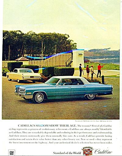 1966 Cadillac motor car 1966 ad (Image1)