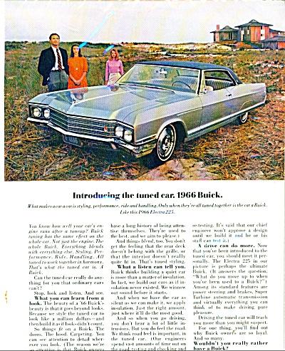 1966 Buick automobile ad  1965  Electra (Image1)