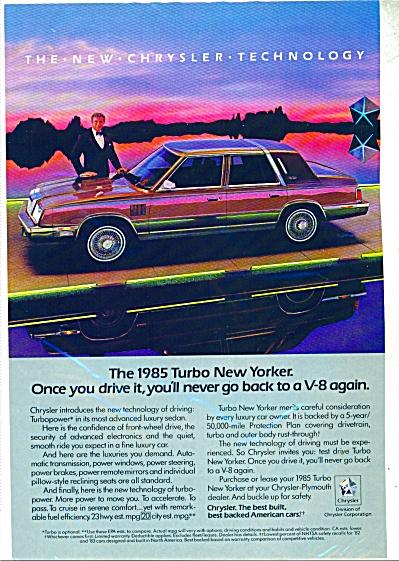 Chrysler New Yorker -Ricardo Mantalbon - 1985 (Image1)