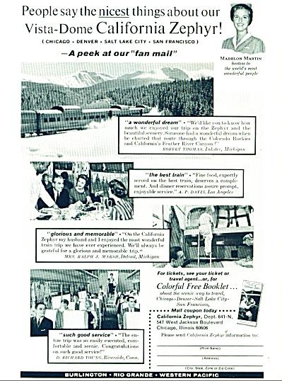 California Zephyr ad (Image1)