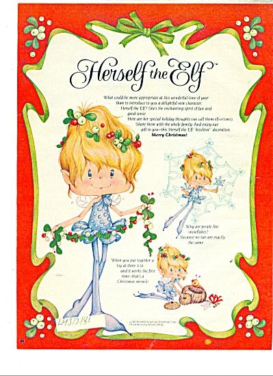 Herself the Elf story  -  December 1981 (Image1)