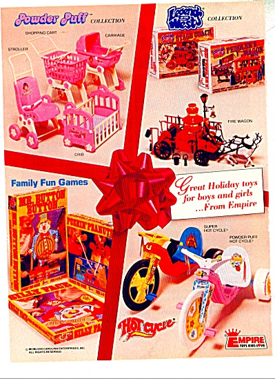 Empire toys ad - 1980 (Image1)