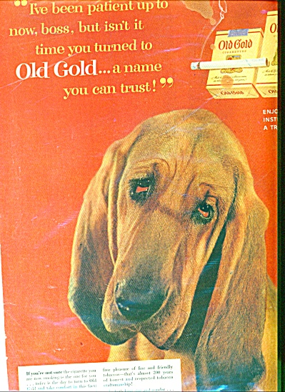 Old Gold cigarette ad (Image1)