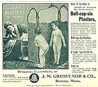 J. M. Grosvenor Co. Bell-cap-sic plastics ad (Image1)