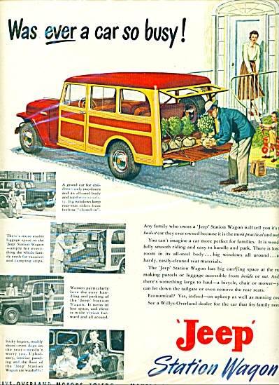 1949 Willys Jeep Station Wagon AD (Image1)