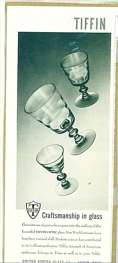 Tiffin Glass ad - 1946 (Image1)