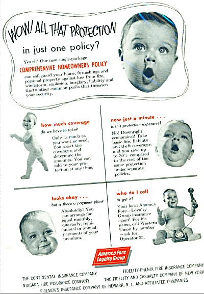Anmerica Fore Loyalty Group ad - 1958 (Image1)
