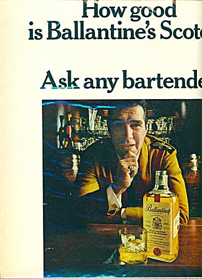 Ballan tine's Scotch ad  1966 (Image1)