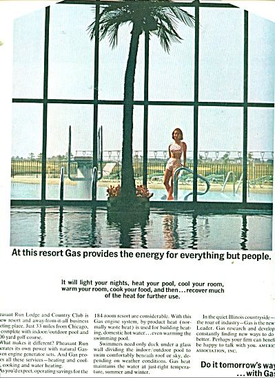 American Gas Association, Inc. ad - 1964 (Image1)