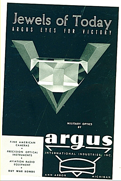 Argus international industries, Inc. ad. (Image1)