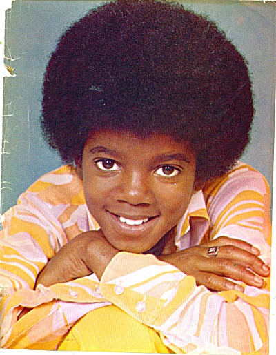 One Of The Jackson Boys Colored Picture