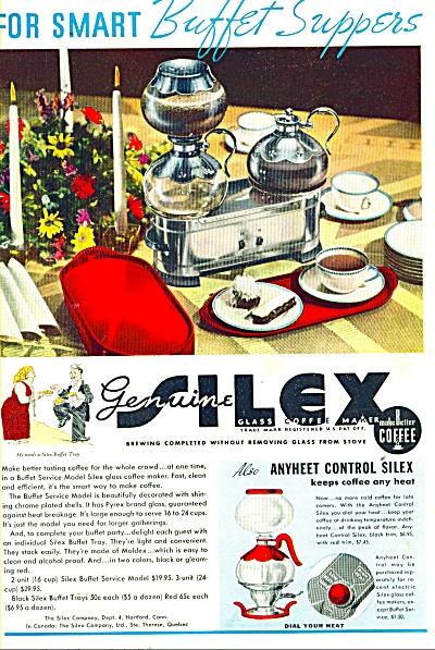 Silex coffee maker ad - 1937 (Image1)