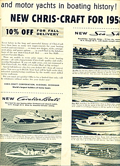 Christ Craft for 1958 ad (Image1)