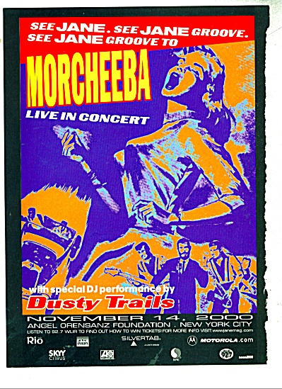 MORCHEEBA  live in concert ad (Image1)