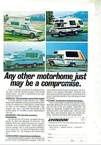 Chinook motorhome ad (Image1)
