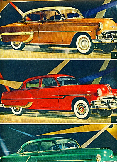 General Motors automobiles for 1953 (Image1)
