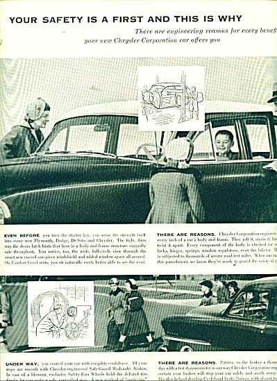 Chrysler Corporation Company ad (Image1)