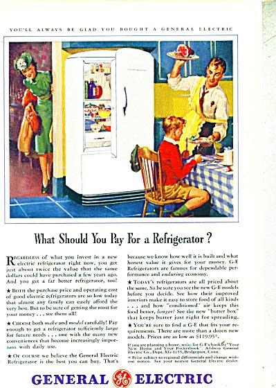 1941 General Electric ad  Frank Bensing ART (Image1)